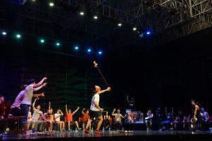 台湾で現代サーカスのフェスティバル 衛武營(えいぶえい)藝術祭