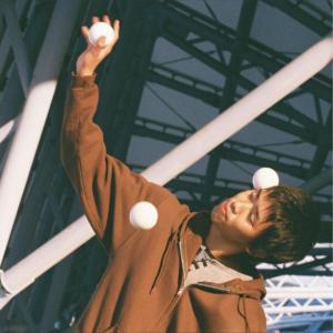 2017年1月21日、仙台で大橋昂汰監督集団製作&ソロの公演。/Juggling performance directed by Kouta Ohashi in Sendai, 21st Jan. 2017