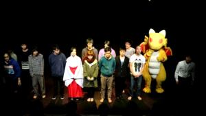 ジャグリングユニット・ピントクル公演 「秘密基地vol.6」レポート