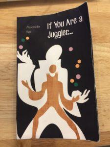 """キスとジャグリング。 """"If You Are a Juggler…"""" 書評"""